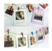 7PCs Photo Frames, Culater 15cm Creative Gift DIY Paper Wall Hanging Picture Album