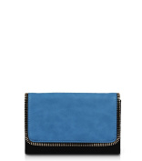 ERIN TWO TONED CLUTCH