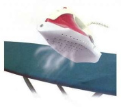 FREEDco Iron Shoe, Safely Iron Your Clothes Without Scorching