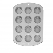 Wilton Recipe Right Nonstick 12 Cup Regular Muffin Cupcake Baking Pan Tray