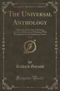 The Universal Anthology, Vol. 31