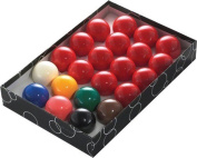 Powerglide 500mm Snooker Sports Ball Complete Set