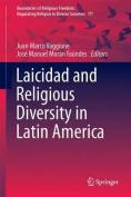 Laicidad and Religious Diversity in Latin America (Boundaries of Religious Freedom