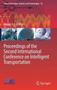 Proceedings of the Second International Conference on Intelligent Transportation