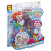 ALEX Toys Rub A Dub Mermaids
