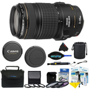 Canon EF 70-300mm f/4-5.6 IS USM Lens + Pixi-Advanced Accessory Lens Kit