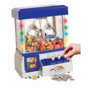 The Claw Toy Grabber Machine w/ LED Lights