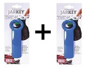 Brix JarKey Jar Opener, The Original JarPop! - Assorted Colours