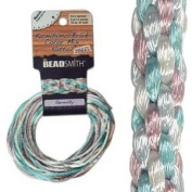3mm Satin Rattail Braiding Cord Serenity 12 Yards For Kumihimo and Craft 420190