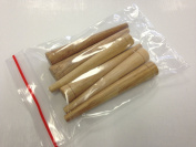 Wooden Pegs for Chair Caning Set of 6