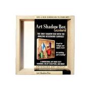 Ampersand Art Shadow Box 8X8