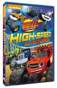 Blaze & The Monster Machines High Speed Adventures  [Region 4]
