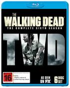 The Walking Dead Season 6 Blu-ray  [6 Discs] [Region B] [Blu-ray]