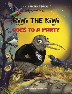 Riwi the Kiwi: Goes to a Party