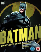 Batman: Animated Collection [Regions 1,2,3] [Blu-ray]