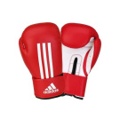 ADIDAS ENERGY 100 BOXING GLOVE - RED/WHITE 10oz