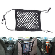 Vktech® Car Truck Storage Luggage Hooks Hanging Organiser Holder Seat Bag Mesh Net