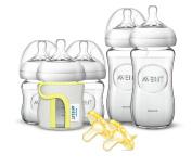 Philips AVENT Natural Glass Bottle Gift Set