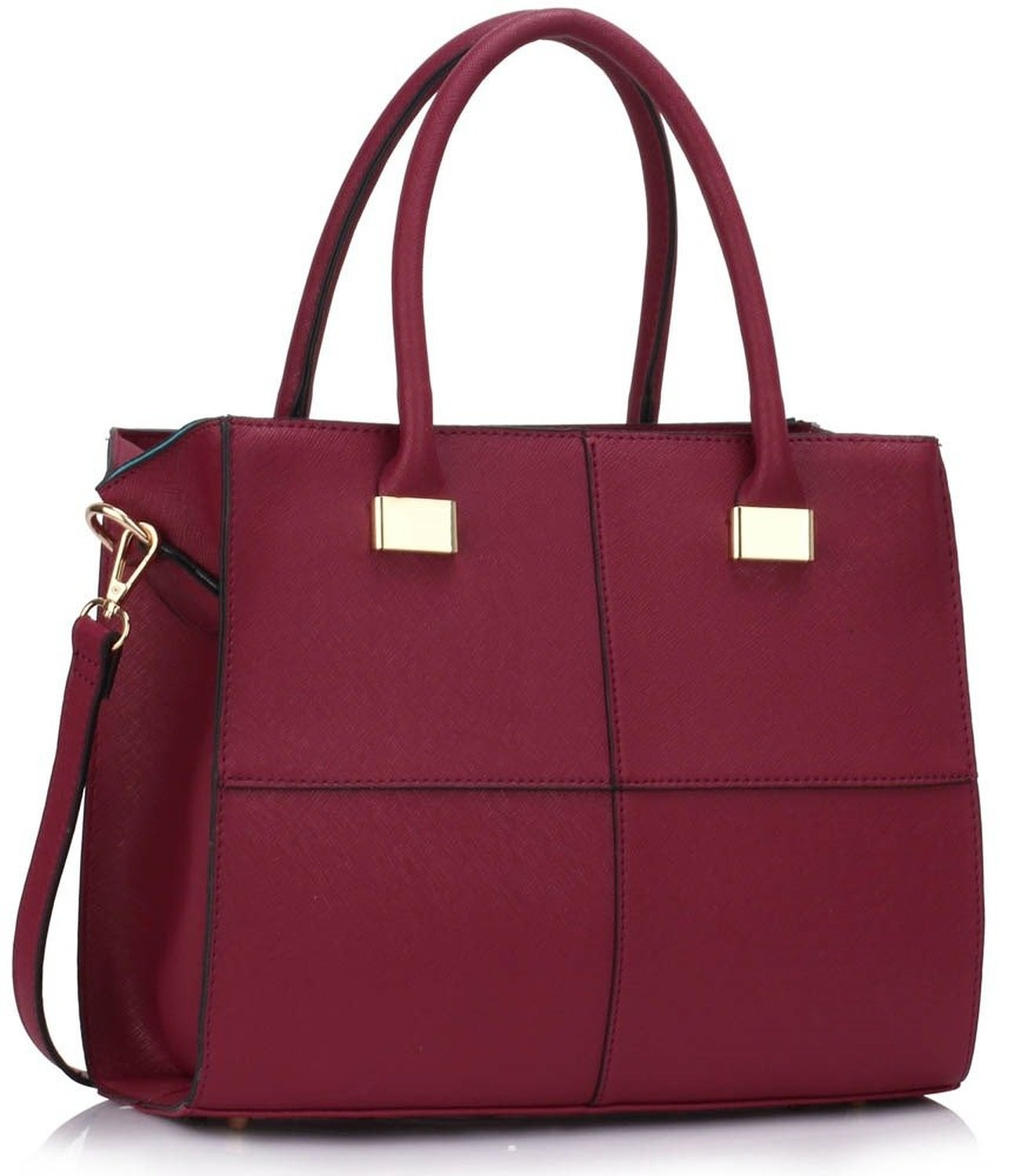 a950be12c05d Ladies Women s Fashion Quality Faux Leather Bags Handbags Chic Designer Bag  LS00153M by Fashion Only UK - Shop Online for Bags in New Zealand