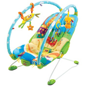 Tiny Love Gymini Two Seat Recline Position Baby Bouncer