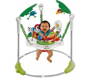 Rainforest Jumperoo Baby Bouncer.For Babies Old Enough to Support their Head.