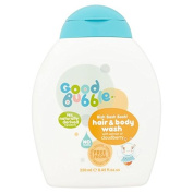 Good Bubble Hair & Body Wash with Cloudberry Extract 250ml