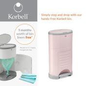 Korbell Nappy Disposal Bin - Standard 16 litre