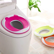 Homeself Potty Training Seat For Boys and Girls   Toddlers Potty Ring For Round And Oval Toilets   Secure Non-Slip Surface