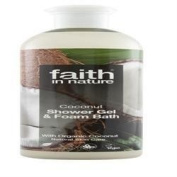 Faith in Nature Coconut Foam Bath
