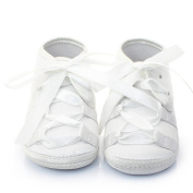 For 3-12 Month,Clode® New Baby Girl White Princess Anti-slip New Born Baby Shoes Casual Shoes