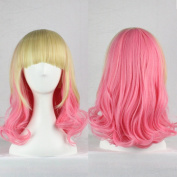 Photo Pal Lolita Wavy Curly Wigs Harajuku Style Women Wig Anime Party Halloween Costume Cosplay Wig