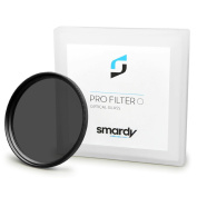 smardy 86mm ND Fader Neutral Density ND4 Filter for Pentax - Zeiss + Microfiber Cleaning Cloth