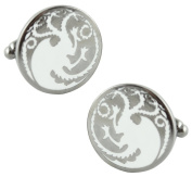 masgemelos - Game Of Thrones Targaryen Cufflinks Cufflinks