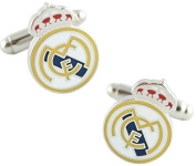 masgemelos - Real Madrid Cufflinks Cufflinks