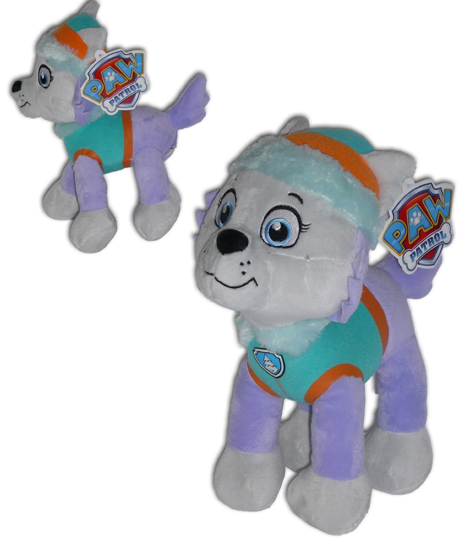 Everest Paw Patrol 36cm Violet Husky Girl Plush Doll Pink Puppy Tv