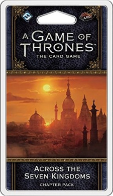 A Game of Thrones: The Card Game (Second Edition) - Across the Seven Kingdoms - English