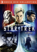 Star Trek/Star Trek Into Darkness/Star Trek Beyond [Region 2]