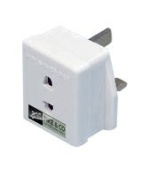 Pike & Co® Branded - SHAVER ADAPTOR [Pack of 1] - w/Min 3yr Warranty