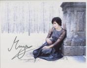 Enya (Irish Singer) SIGNED Photo 1st Generation PRINT Ltd 150 + Certificate