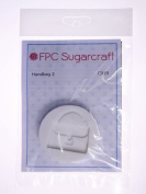 Handbag (2) - Silicone Icing Mould for Cake and Cupcake Decoration by FPC