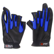 Outdoor Non-slip Fishing Gloves Riding Gloves Waterproof Breathable