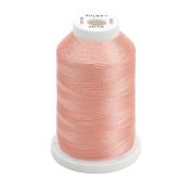 Sulky Of America 268d 40wt 2-Ply Rayon Thread, 1500 yd, Peach