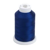 Sulky Of America 268d 40wt 2-Ply Rayon Thread, 1500 yd, Medium/Dark Navy