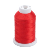 Sulky Of America 268d 40wt 2-Ply Rayon Thread, 1500 yd, Light Red