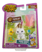 Animal Jam 16801 Bunny Toy with Accessories