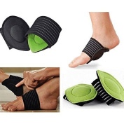 Hot Strutz Arch Support Cushion Shock Absorber Relief Pain Feet Care Instep pad