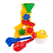 Sand & Water Mill Activity Play Set