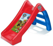"Paw Patrol Kids/Childrens Official Junior Play Slide Outdoor/Indoor 60cm/24"" for Baby, Infant and Toddler Boys  .   Small Plastic Childs Garden Playground Toy Lightweight & Portable Red/Blue"