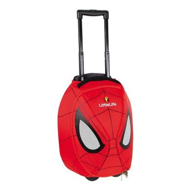 LittleLife Marvel Spiderman Kids Suitcase