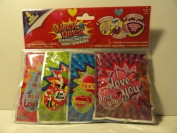 Valentine Wack-a-pack Surprise Greetings - 4 Surprises Per Package - Package Design Varies - Similar to but Different Than Picture by Greenbrier